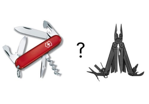 A penknife or a multitool - an eternal dilemma. What to choose?