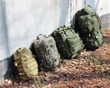 Tactical backpack, small or large?