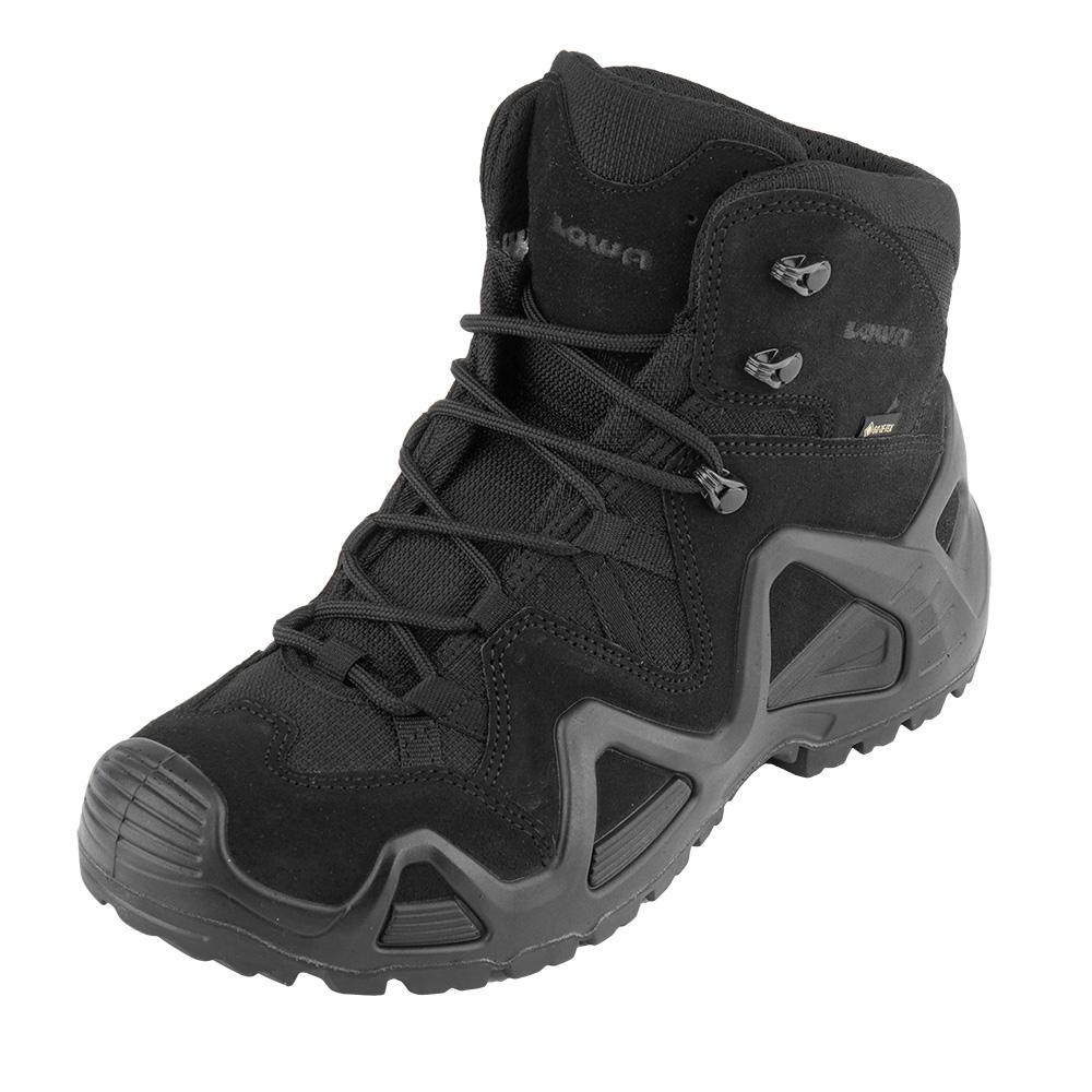a1a1c545 ... LOWA - Tactical Boots ZEPHYR GTX® MID TF - Black - 310537 9999 ...