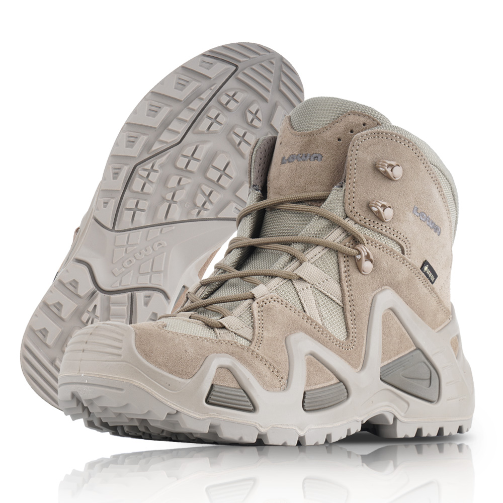 9adbbdec ... LOWA - Tactical Boots ZEPHYR GTX® MID TF - Coyote - 310537 0736 ...