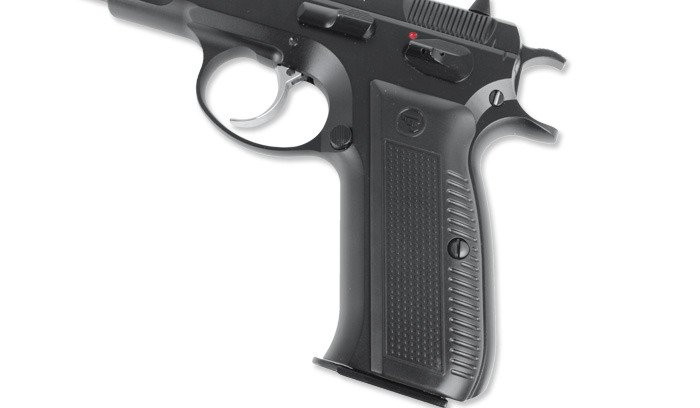 ASG - CZ 75 Pistol Replica - Full Metal - 17397