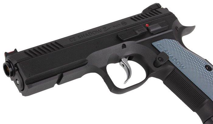 ASG - CZ SHADOW 2 Pistol Replica - CO2 GBB - 19307