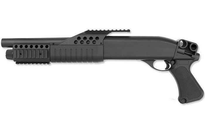asg franchi tactical shotgun discoveryline 15913 airsoft