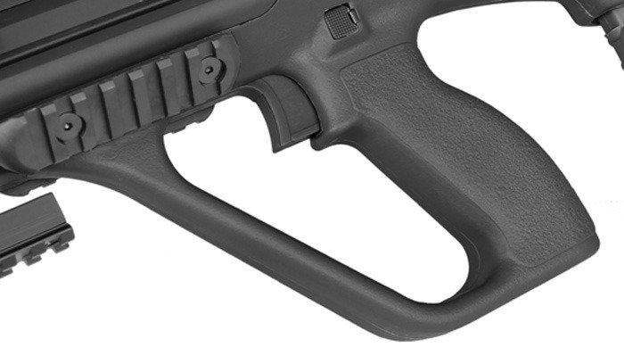 ASG - Steyr AUG A3 XS COMMANDO Carbine Replica - Black - Proline - 18377