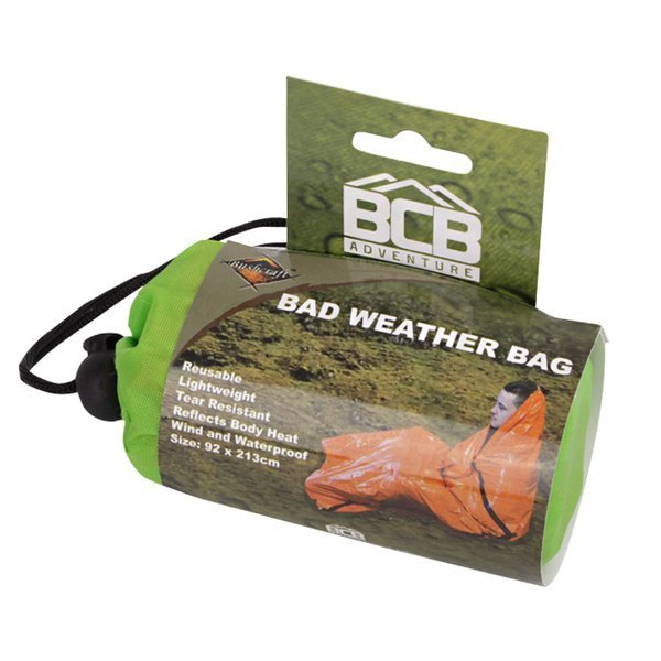 Bcb Emergency Bad Weather Bag Cl182