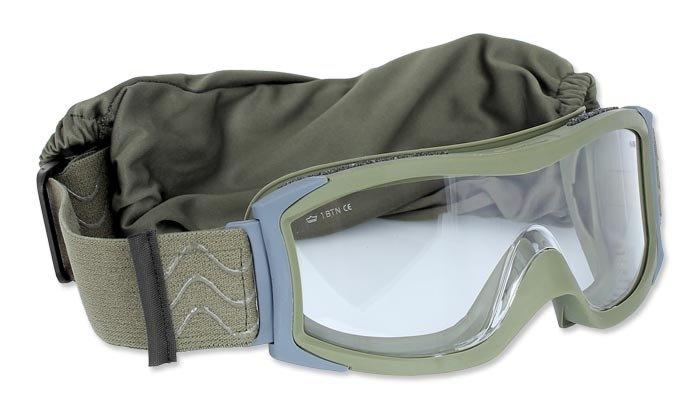 Bolle Tactical - Ballistic Goggles - X1000 - STD - Nato Green - X1KSTD