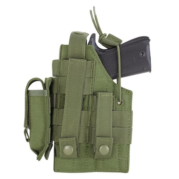 Condor - 1911 Ambidextrous Holster - Olive Drab - H-1911-001