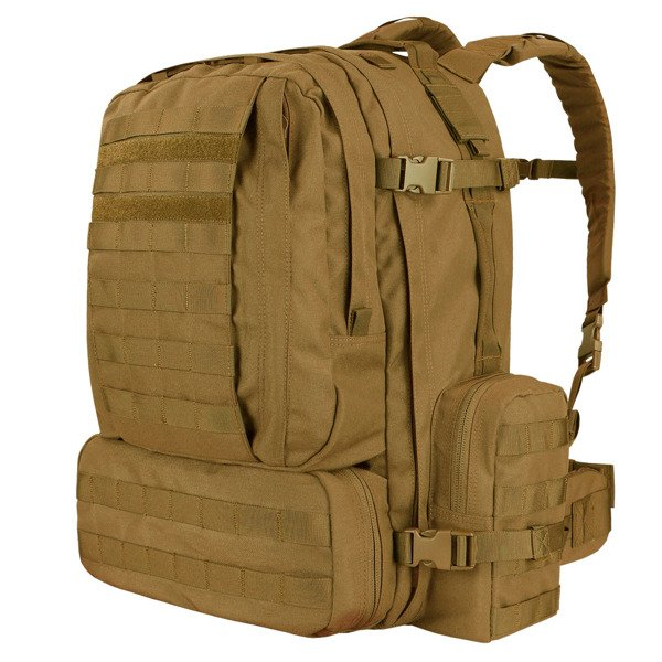 6bae0be0b0 Condor - 3-Day Assault Pack - 50 L - Coyote Brown - 125-498 ☆ SpecShop.pl ☆  Professional Military Shop