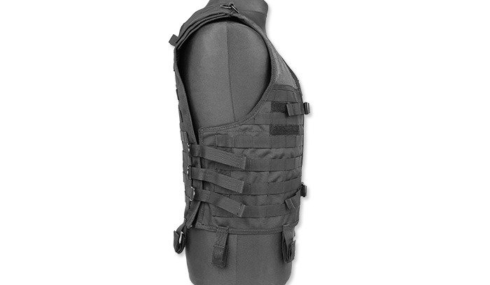 CONDOR MV-002 Modular Style Vest Black