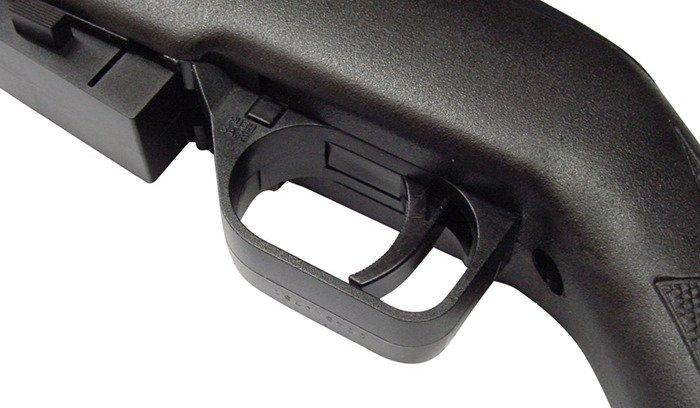 Co2 arrow rifle