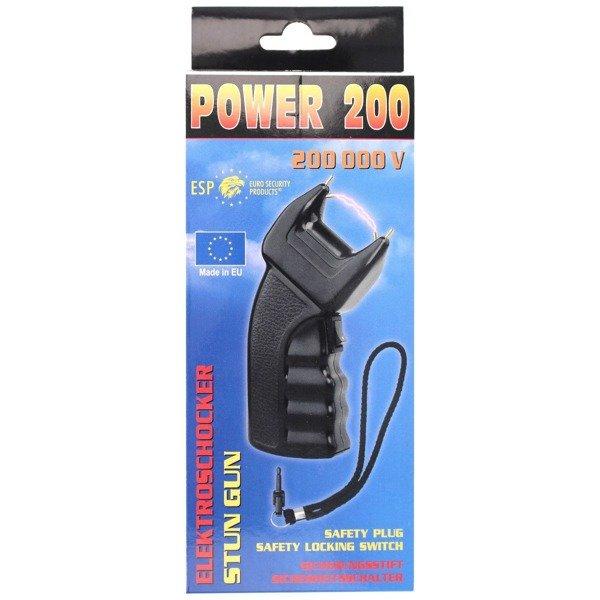 ESP - Stun Gun POWER 200 - 200 000 V