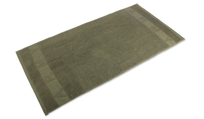 Towel Military Microfibre 120X60 Fostex use with Case