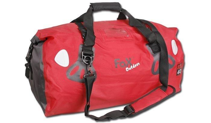 c33222a3f73d FOX Outdoor - Dry Pak 40 Waterproof Bag - 40L - Red ☆ SpecShop.pl ...