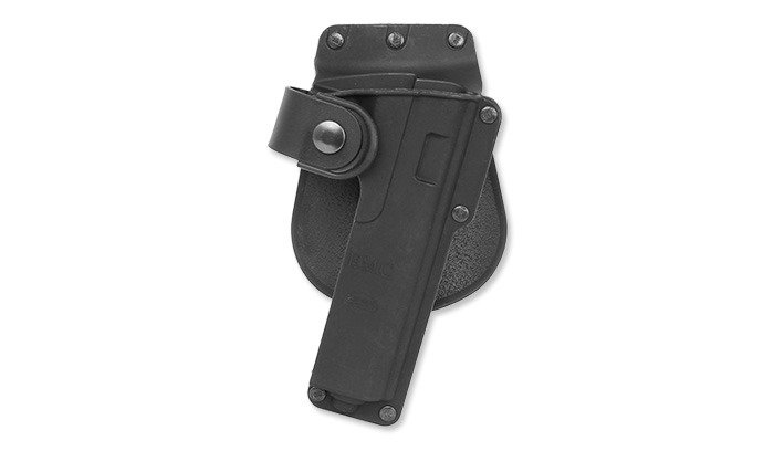 Fobus - 1911, Kimber  45 cal Holster - Tactical Paddle Roto - EMC RT