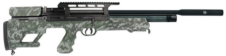 Hatsan - BullBoss M2 Camo PCP Air Rifle best price | check availability, buy  online with | fast shipping