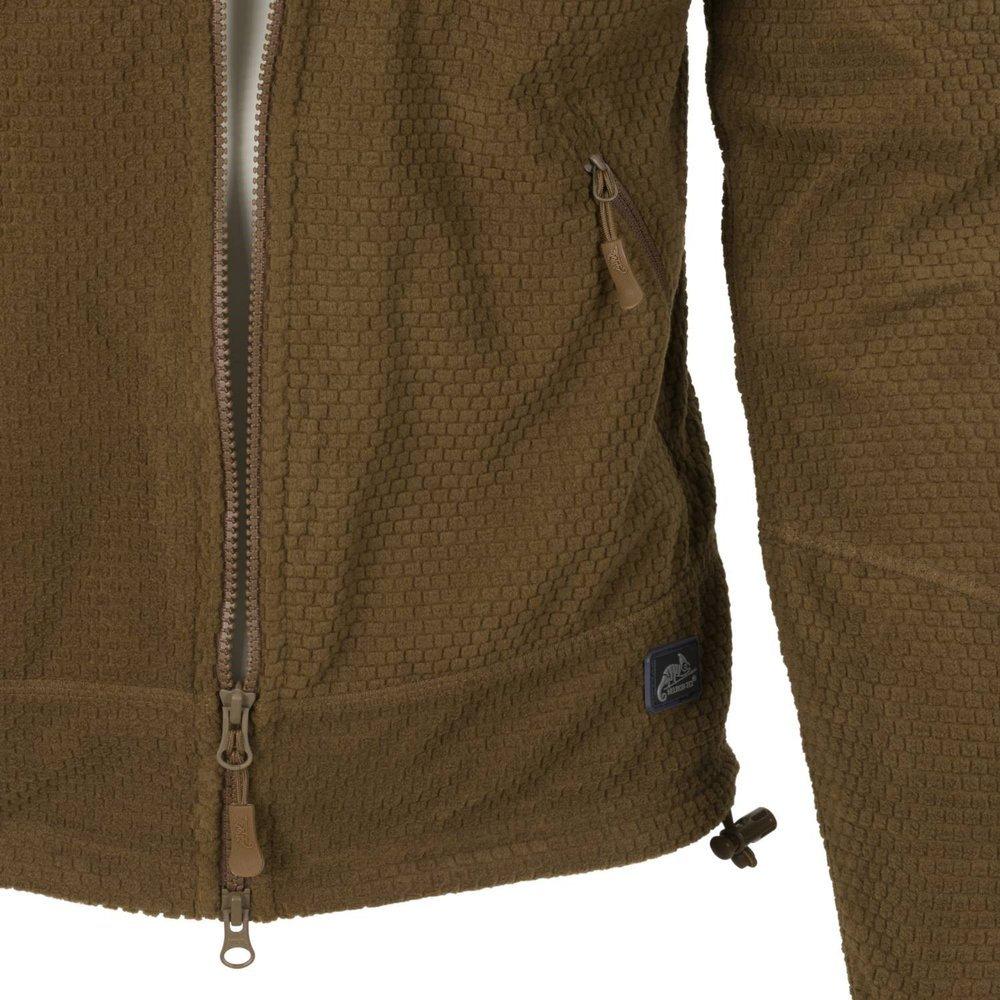 ... Helikon - Alpha Tactical Grid Fleece Jacket - Coyote - BL-ALT-FG- ... 2072b6d20b3