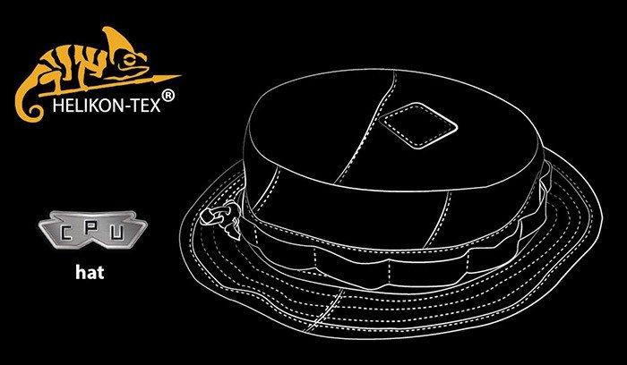 70f87dd36edb5 Helikon - CPU® Hat - PenCott GreenZone - KA-CPU-NR-41 ☆ SpecShop.pl ...