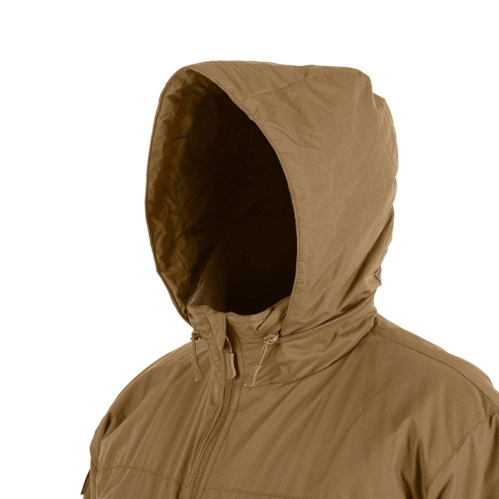 Helikon - Level 7 Jacket - Climashield® Apex™ - Coyote Brown - KU- ... 944ff115bc