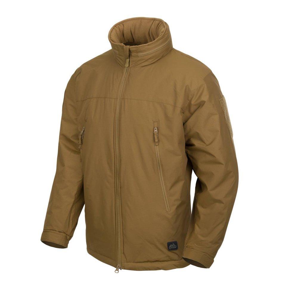 ... Helikon - Level 7 Jacket - Climashield® Apex™ - Coyote Brown - KU- ... bb8d0c5bf4
