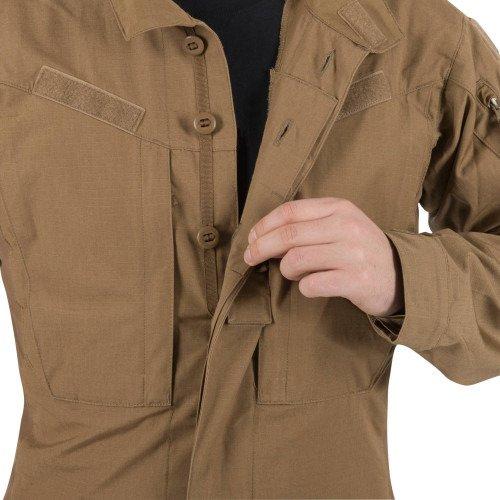 NyCo Ripstop Helikon Tex MBDU Shirt Uniform Multicam