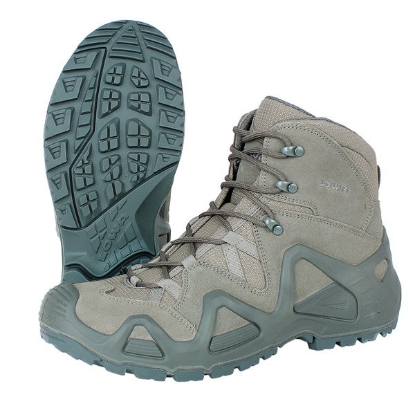 ... LOWA - Tactical Boots ZEPHYR MID TF - Sage - 310535 0934 ... 54af1f31138