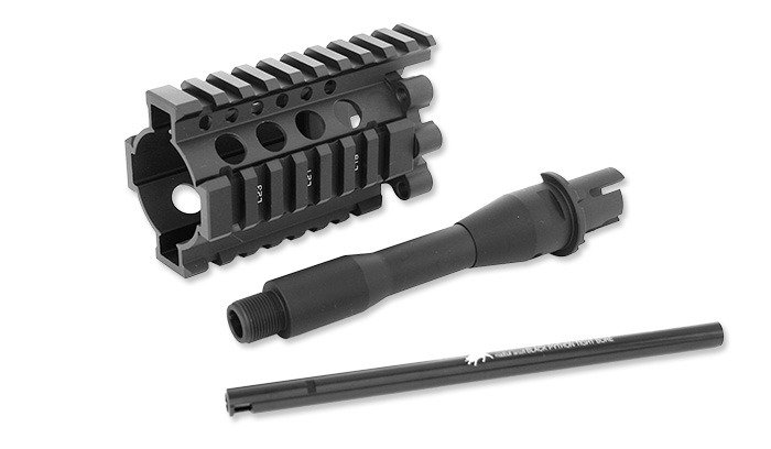 MadBull - Daniel Defense AR15 4'' Lite Rail Kit - Black