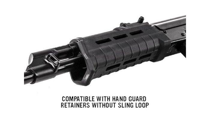 Magpul - MOE® AK Hand Guard for AK47/AK74 - Black - MAG619