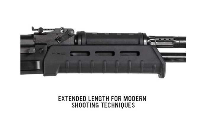 Magpul - MOE® AK Hand Guard for AK47/AK74 - Plum - MAG619 PLM