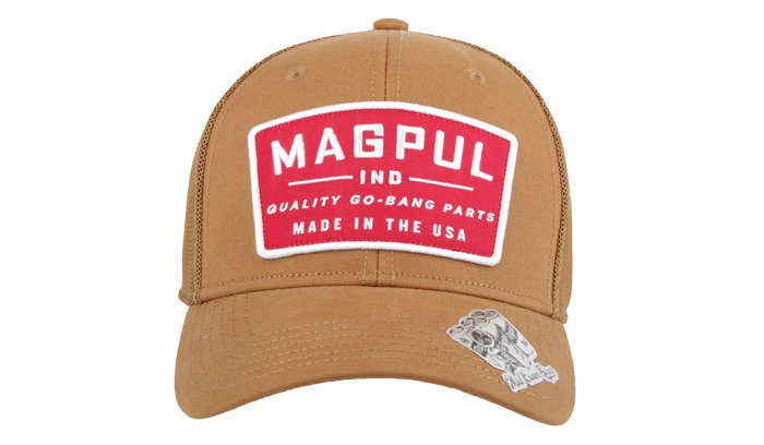 Magpul - Mid Crown Sixer Snapback Cap - Coyote - MAG784