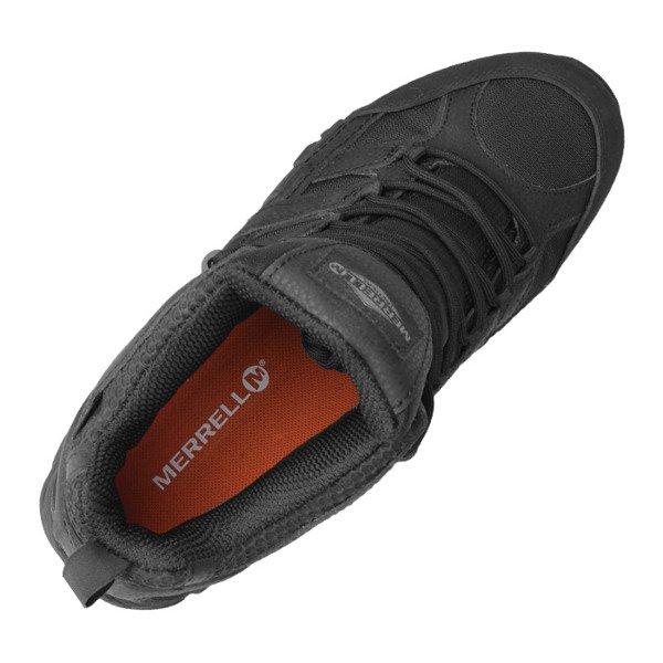 03784bc098b Merrell - Moab 2 Mid Tactical Waterproof Boot - Black - J15853
