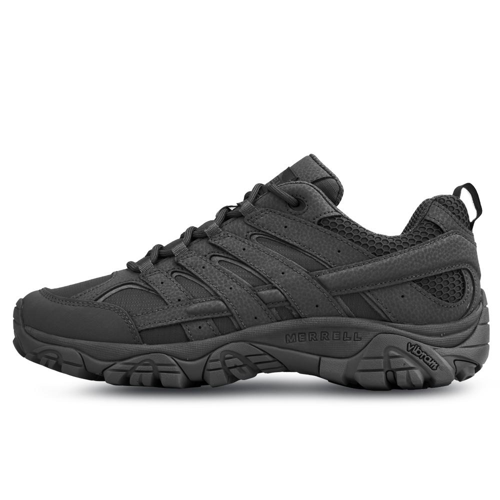Merrell - Moab 2 Tactical Shoe - Black