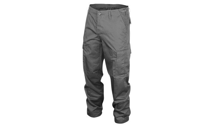 410b9496303d30 Mil-Tec - BDU Ranger Trousers - Black - 11810002 ☆ SpecShop.pl ☆  Professional Military Shop