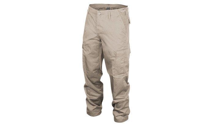 0d7a5df44e7ed1 Mil-Tec - BDU Ranger Trousers - Khaki - 11810004 ☆ SpecShop.pl ☆  Professional Military Shop