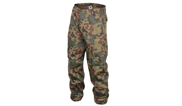 b9449a68216e13 Mil-Tec - BDU Ranger Trousers - Polish Woodland - 11810035 ☆ SpecShop.pl ☆  Professional Military Shop