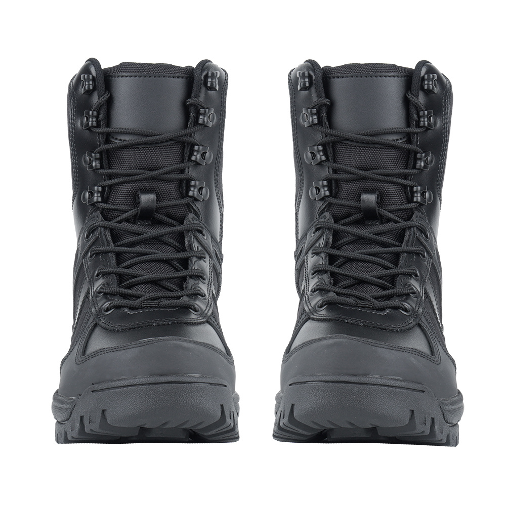 Mil Tec Patrol One Zip Tactical Boots Black 12822302