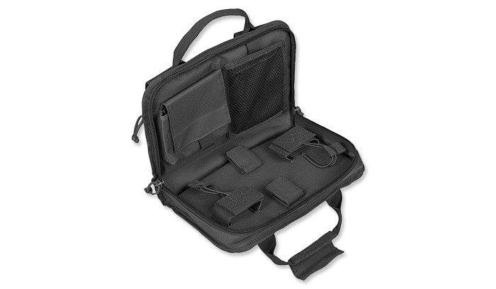 Mil Tec Tactical Pistol Case Small Black 16194302