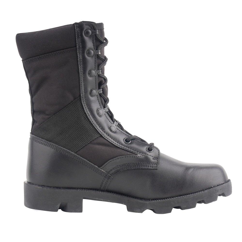 miltec us panama military boots black 12825002