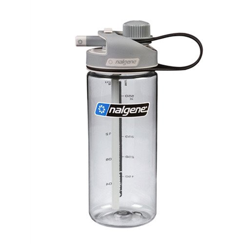 0da04078e7 Nalgene - 20oz MultiDrink Bottle - 63 mm Cap - 0,68L - Clear ☆ SpecShop.pl  ☆ Professional Military Shop