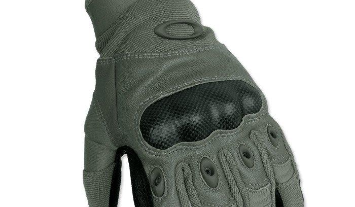 Oakley Si Factory Pilot Gloves Foliage Green 94025a