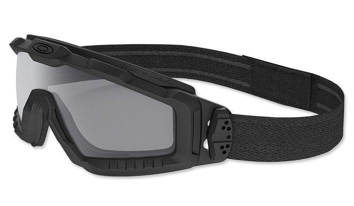 c591e2da7d593 Oakley - SI Ballistic Alpha Halo Goggle Matte Black - Grey - OO7065-01 ☆  SpecShop.pl ☆ Professional Military Shop