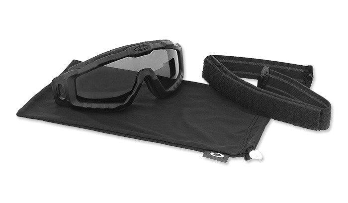 8365c6146d Oakley - SI Ballistic Alpha Halo Goggle Matte Black - Grey - OO7065 ...