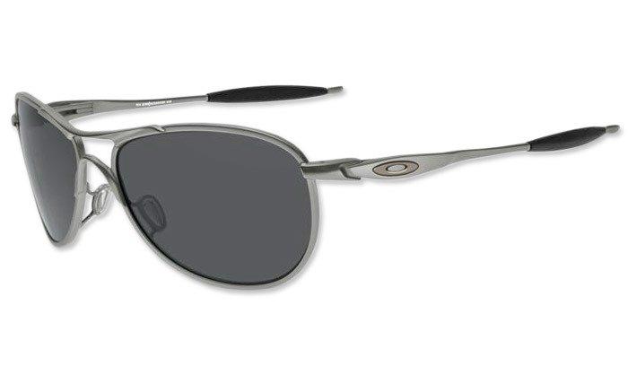 6c81f2725cb16 ... Oakley - SI Ballistic Crosshair Gunmetal Sunglasses - Grey - OO4069-02  ...