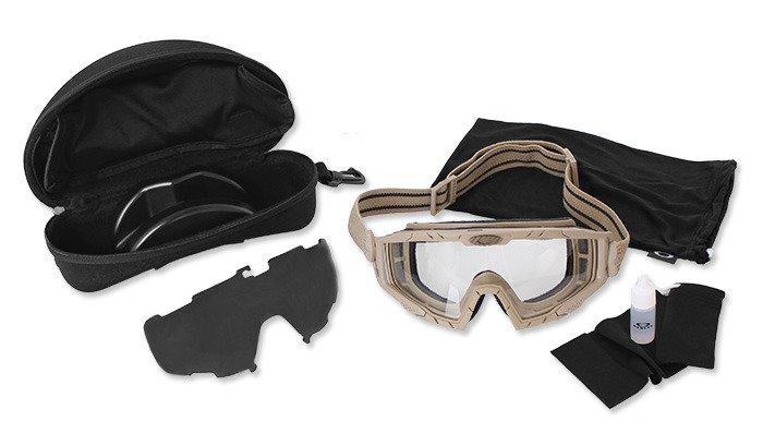 f6afc5d0ef ... Oakley - SI Ballistic Goggle 2.0 Dark Bone Array - 2LS - OO7035-07 ...