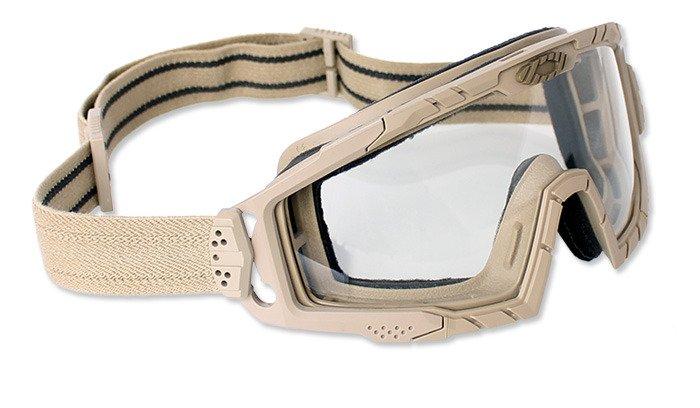 408fcd3007323 Oakley - SI Ballistic Goggle 2.0 Dark Bone Array - 2LS - OO7035-07 ...