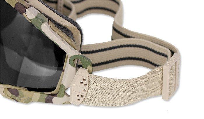 bac091958a Oakley - SI Ballistic Goggle 2.0 MultiCam - Grey - OO7035-08 ...