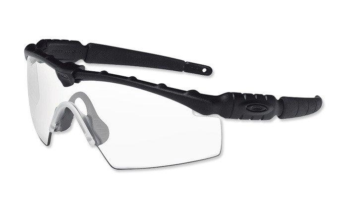 Oakley - SI Ballistic M Frame 2.0 Strike Black Sunglasses - Clear ...