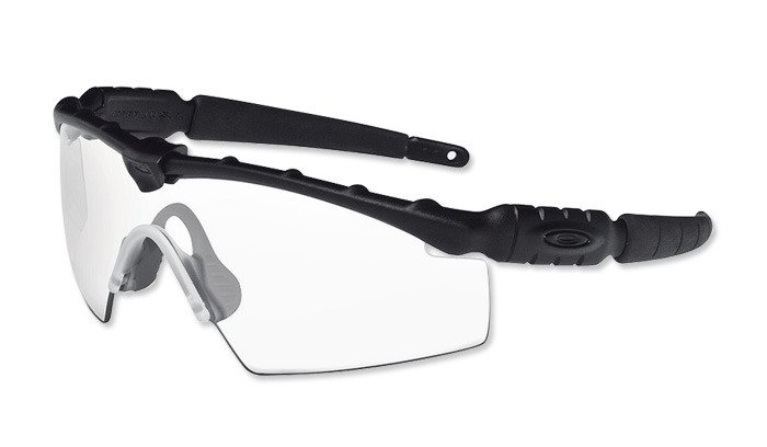 8664d8da4db ... Oakley - SI Ballistic M Frame 2.0 Strike Black Sunglasses - Clear -  11-139 ...
