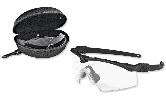 9cd7fd9077 ... Oakley - SI Ballistic M Frame 3.0 Black Array Sunglasses - 2LS -  OO9146-03 ...