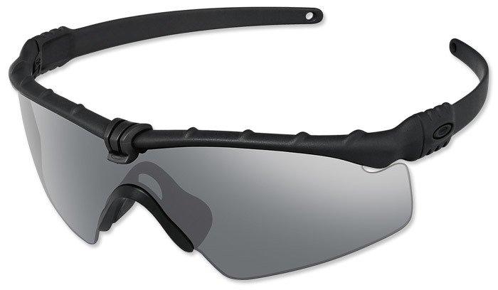 Oakley - SI Ballistic M Frame 3.0 Matte Black Sunglasses - Grey ...