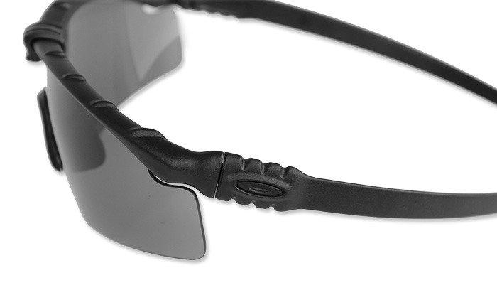 77fd3b5c3924c Oakley - SI Ballistic M Frame 3.0 Matte Black Sunglasses - Grey - OO9146-01